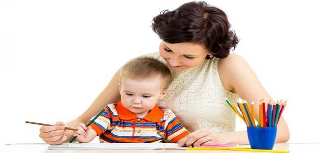 كيف يمكن تعليم الأطفال
