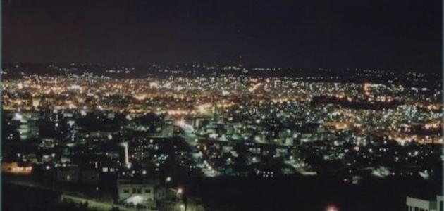 مدينة إربد عروس الشمال