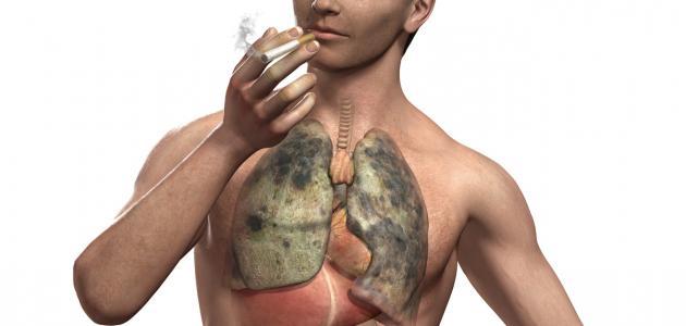 التدخين وأضراره على الصحة