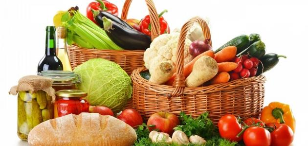 الشروط التي يجب مراعاتها عند شراء الأطعمة