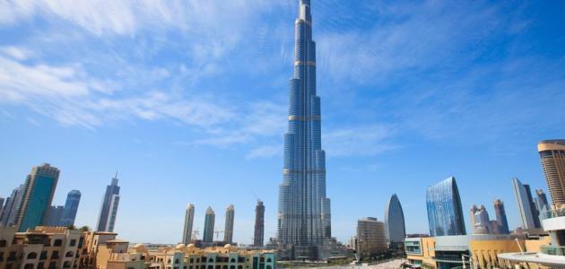 أطول أبراج العالم بالترتيب