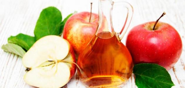 فوائد خل التفاح على البشرة