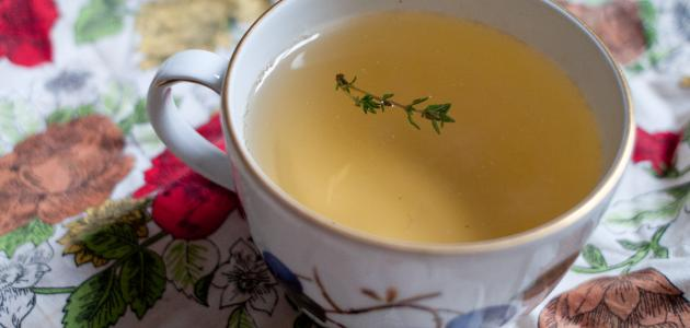 فوائد زعتر الشاي