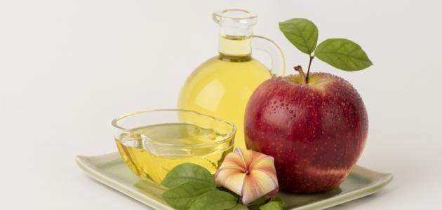 فوائد زيت التفاح