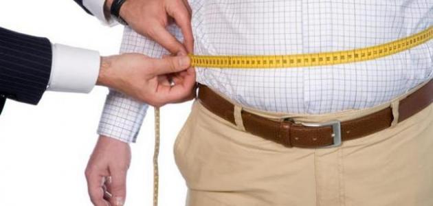 كيفية إنقاص الوزن الزائد