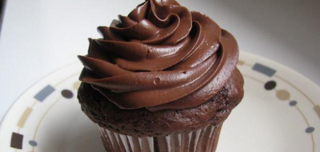 عمل كريمة الشوكولاتة