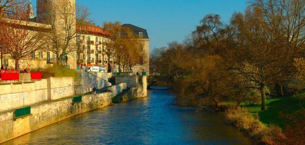 مدينة هانوفر الألمانية