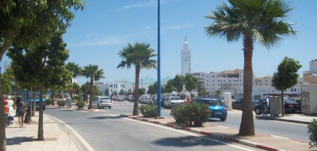 مدينة ميسور في المغرب