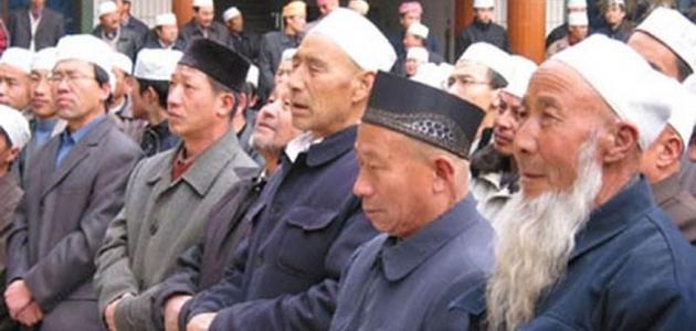 كم عدد مسلمي الصين