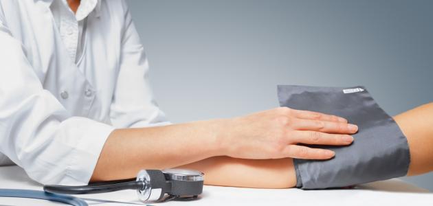 ما هو ارتفاع ضغط الدم
