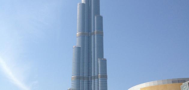 ما هو أطول برج في العالم