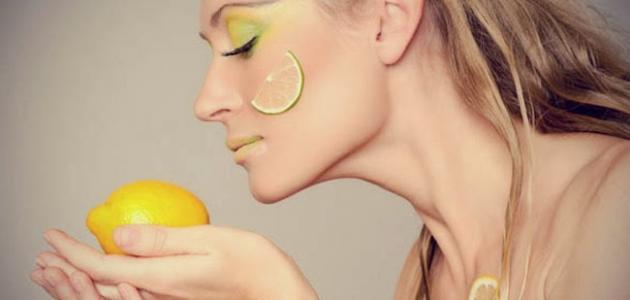 فوائد الليمون للوجه الجاف