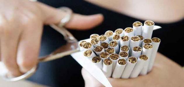 فوائد ترك التدخين على البشرة