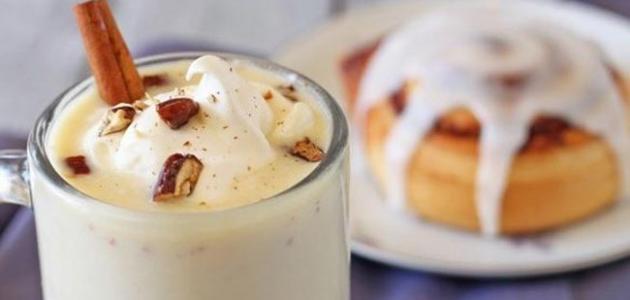 فوائد الحليب بالقرفة