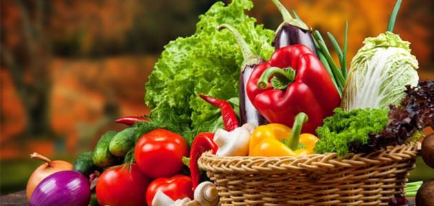 فوائد الفواكه والخضروات للبشرة