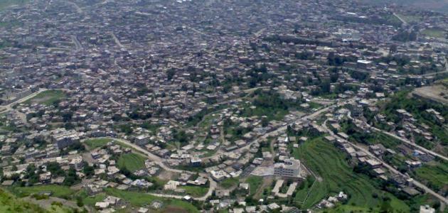 محافظة إب اليمنية