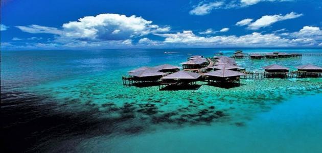 جزيرة صباح الماليزية
