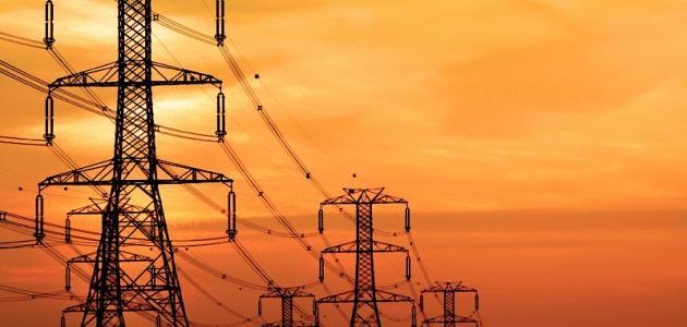 الخصائص الفيزيائية للتيار الكهربي