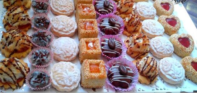 حلوى العيد