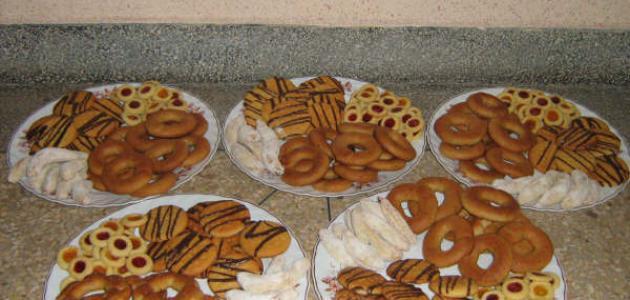 حلويات العيد بسيطة وسهلة