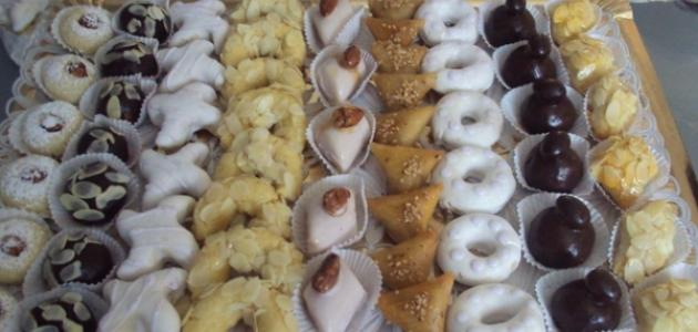 حلويات العيد في الجزائر