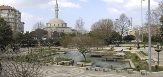 مدينة آيدن التركية
