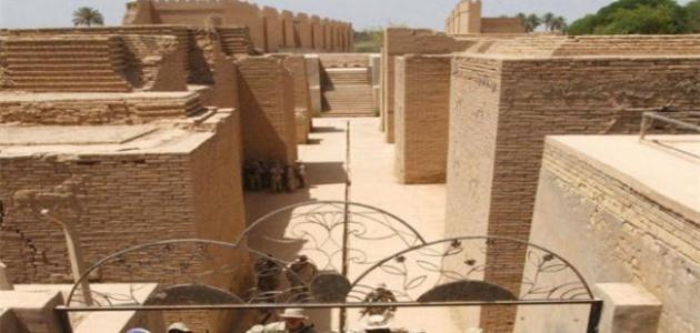 مدينة بابل العراقية