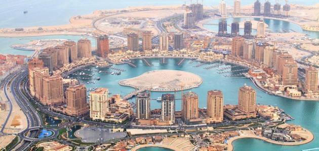 جزيرة لؤلؤة في قطر