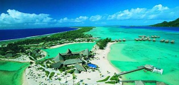 جزيرة البورا بورا