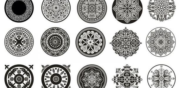 عناصر الفن الإسلامي