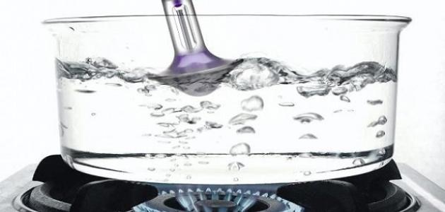 فوائد الماء المغلي على الريق