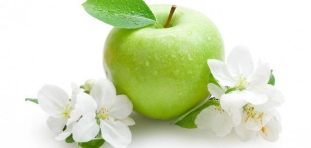 فوائد التفاح المسلوق