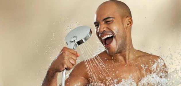 فوائد الاستحمام قبل النوم