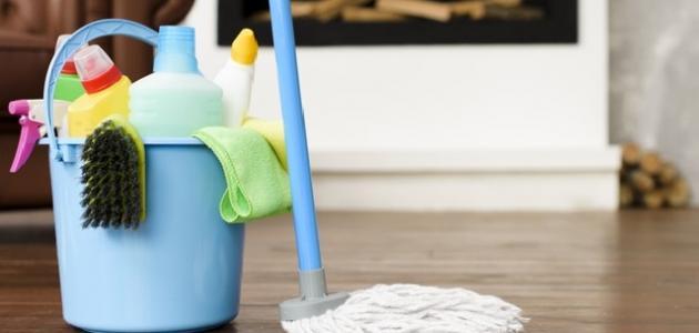 كيف أنظف بيتي من الغبار والأتربة
