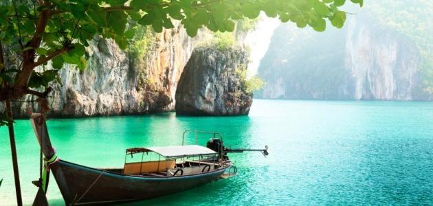جزر في تايلند