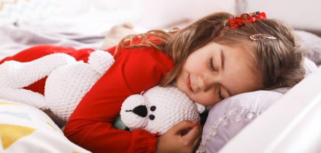 فوائد النوم المبكر للأطفال