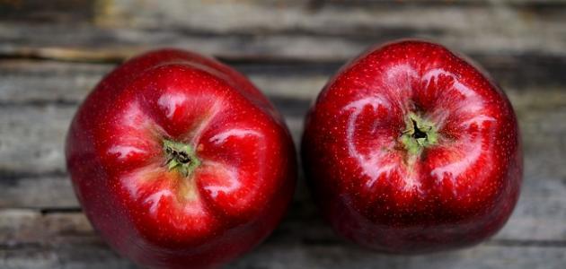 ثمرة التفاح
