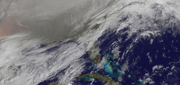 العلاقة بين الضغط الجوي والرياح