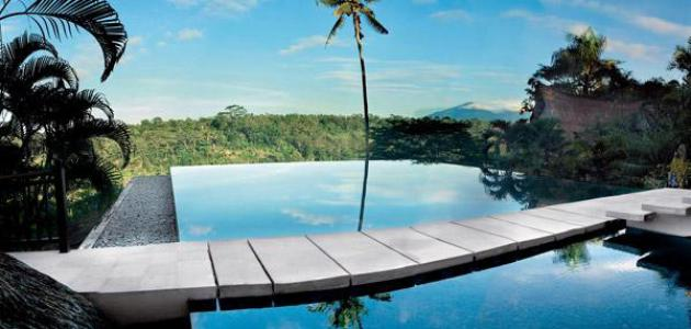 جزيرة بالي الإندونيسية