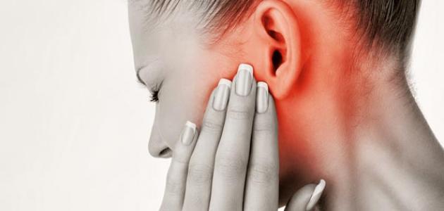 حل مشكلة انسداد الأذن