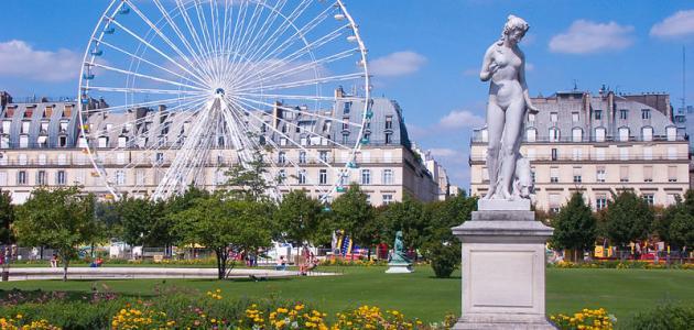 وصف مدينة باريس