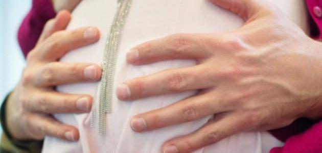نقص السائل الأمينوسي في الشهر التاسع