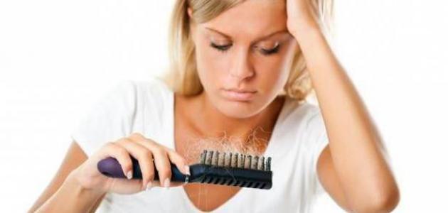 نقص مخزون الحديد وتساقط الشعر