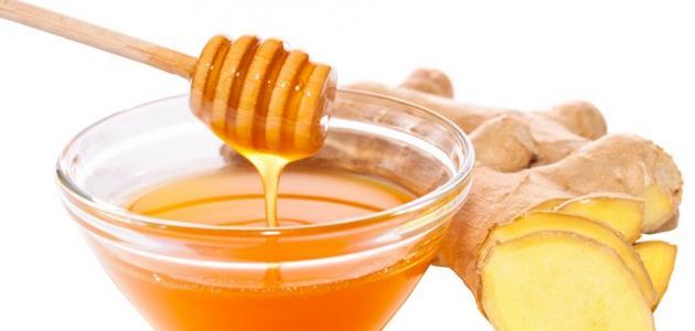 فوائد الزنجبيل والعسل للتخسيس