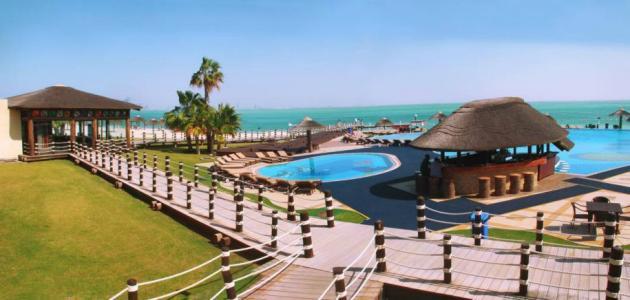 جزيرة في أبو ظبي