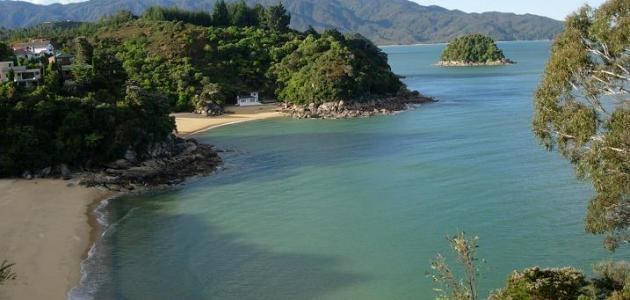 مدن نيوزلندا