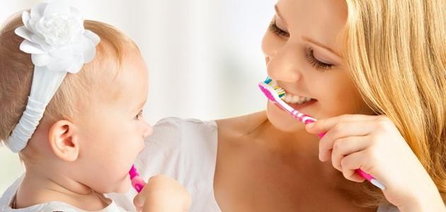 نصائح للعناية بالأسنان