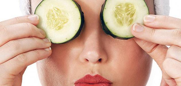 وصفات طبيعية لإزالة الهالات السوداء تحت العين