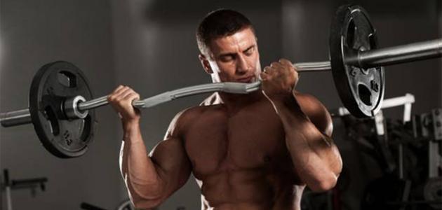تمارين عضلات الذراعين