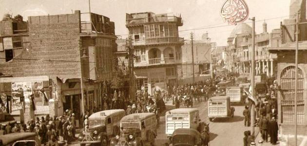 مدينة بغداد القديمة